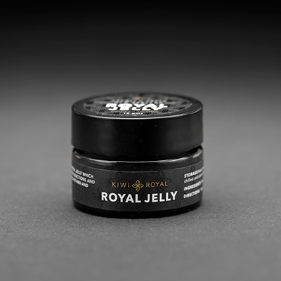 100 percent pure royal jelly frozen