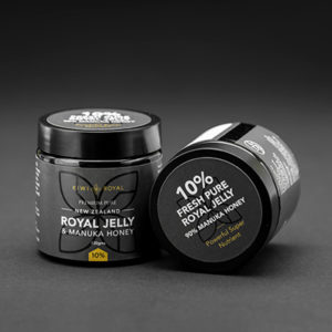 Royal Jelly Manuka Honey Blend 10 Percent 130 gm