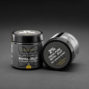 Royal Jelly Manuka Honey Blend 2 Percent 130 gm