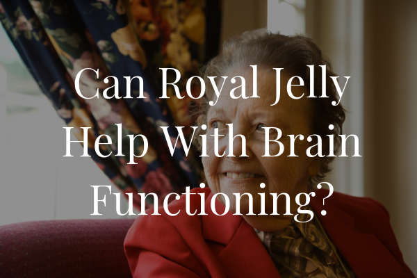 Can Royal Jelly Help With Brain Functioning?