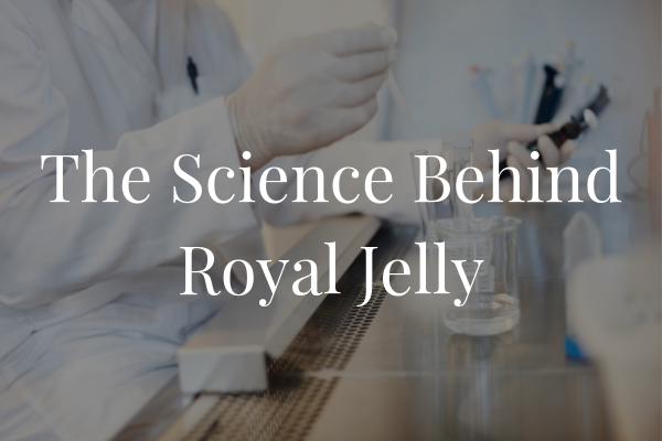 The Science Behind Royal Jelly