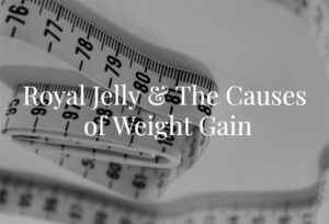 Royal Jelly & The Causes of Weight Gain