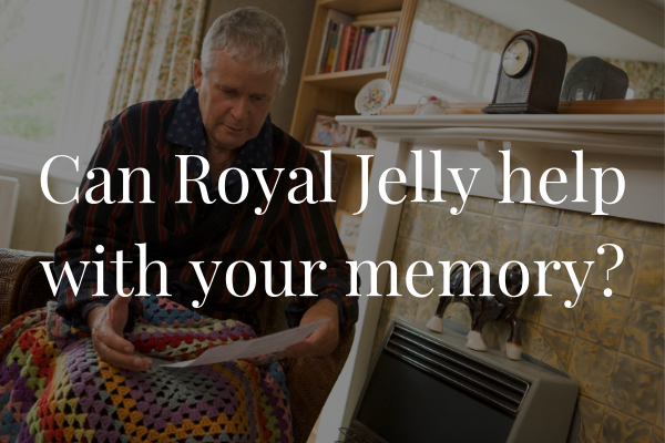 Can Royal Jelly Help With Your Memory?