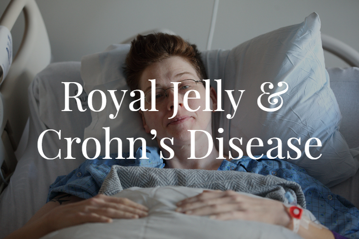 Royal Jelly and Crohn's disease