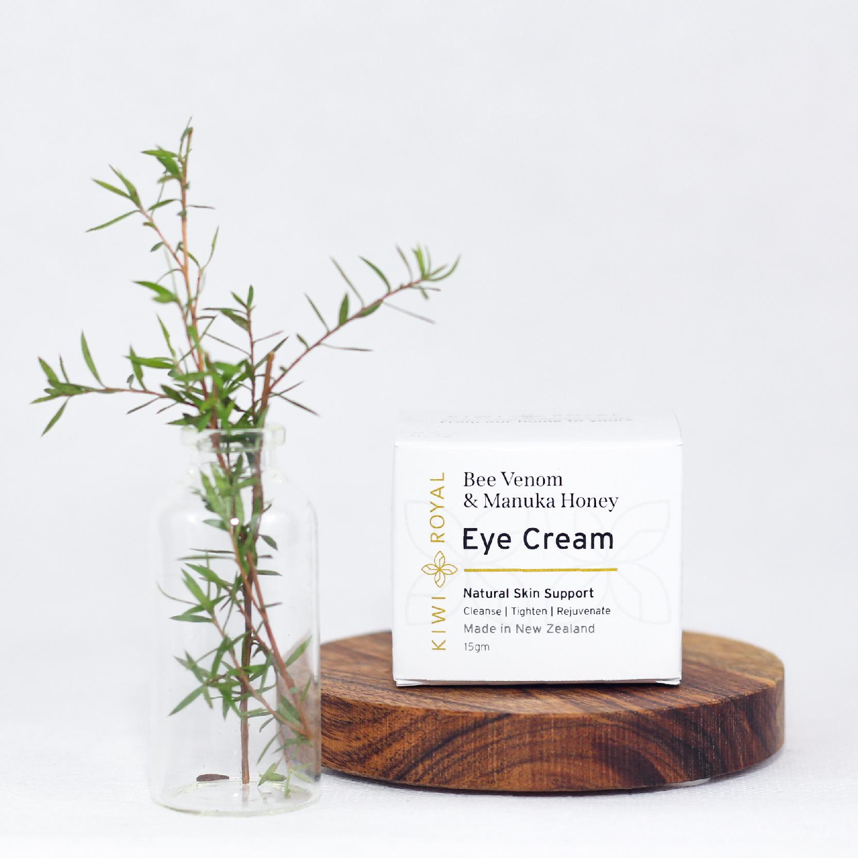 Bee Venom and Manuka Honey Eye Cream